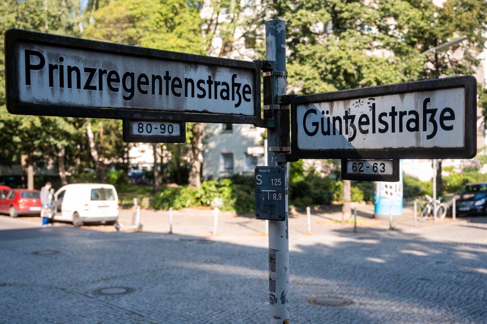 Messerattacke in Berlin Wilmersdorf
