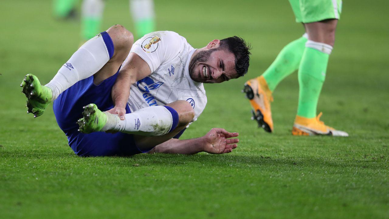 Achtelfinalspiele: Jetzt hat Schalke auch im Pokal das Pech eingeholt - DER SPIEGEL