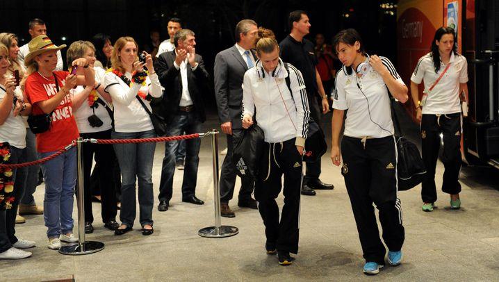 Viertelfinal-Aus: Tränen und Verzweiflung in Wolfsburg