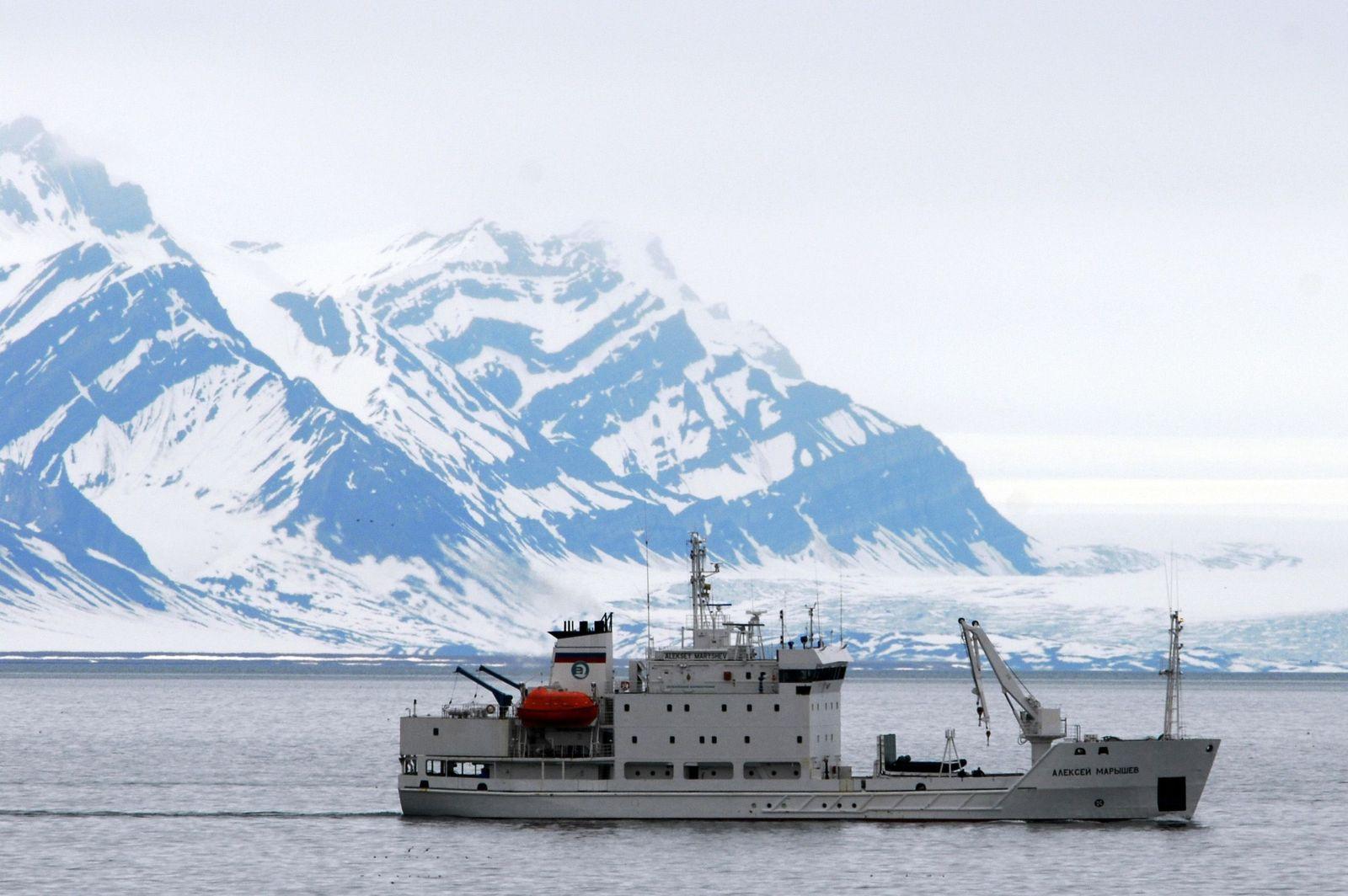Russland / Schiff /Arktis