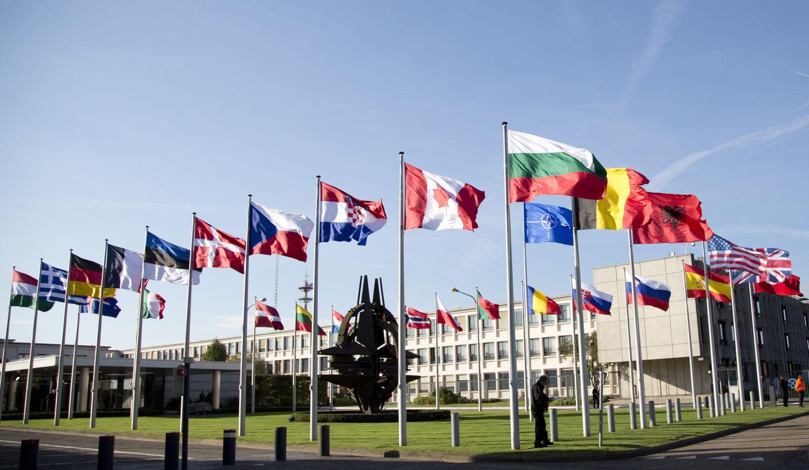 Nato/ Hauptquartier