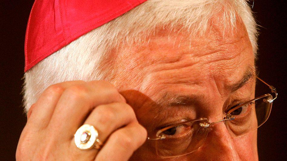 """Bischof Walter Mixa: """"Die eine oder andere Watsche"""""""