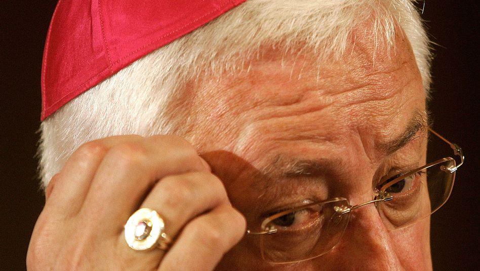 """Augsburger Bischof Walter Mixa: """"Absurde, unwahre"""" Vorwürfe"""