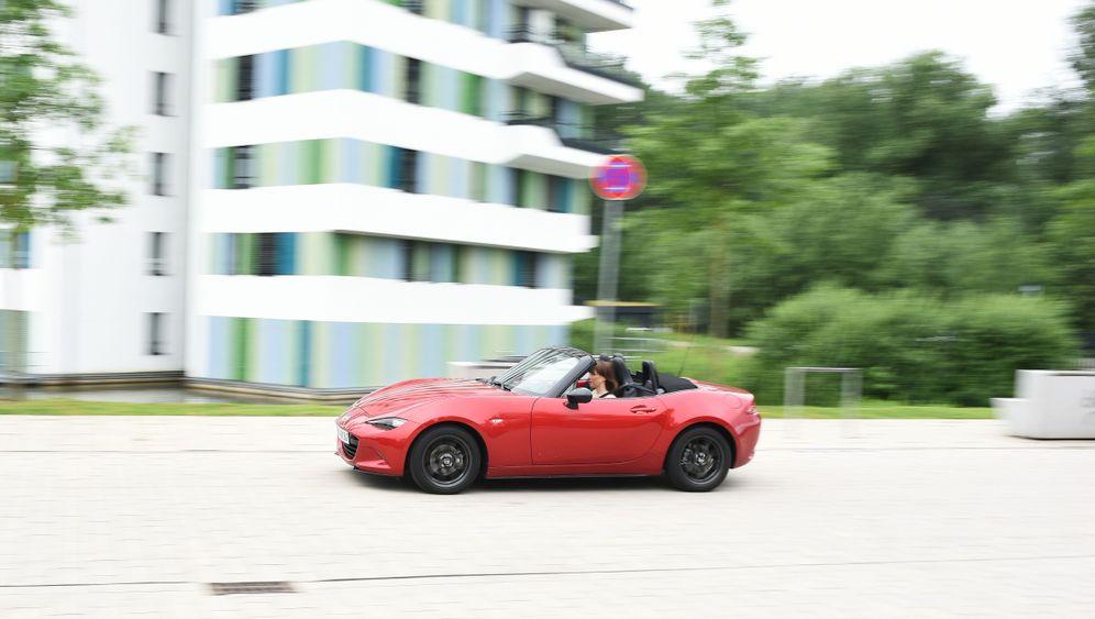Fahrbericht Mazda MX-5: Er gehört zu mir