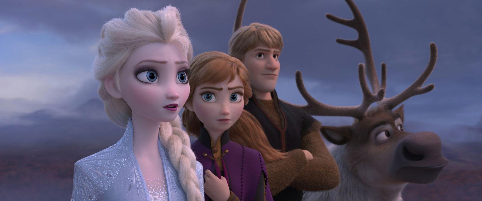 Frozen 2 Eiskönigin