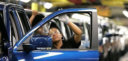 Chrysler-Beschäftigte in Warren, Michigan: Wie viele Jobs fallen weg?