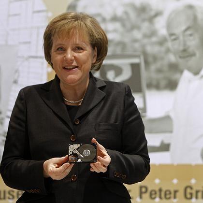 Bundeskanzlerin Angela Merkel: Keine Lockerung der Zuwanderungsbeschränkungen für IT-Fachkräfte
