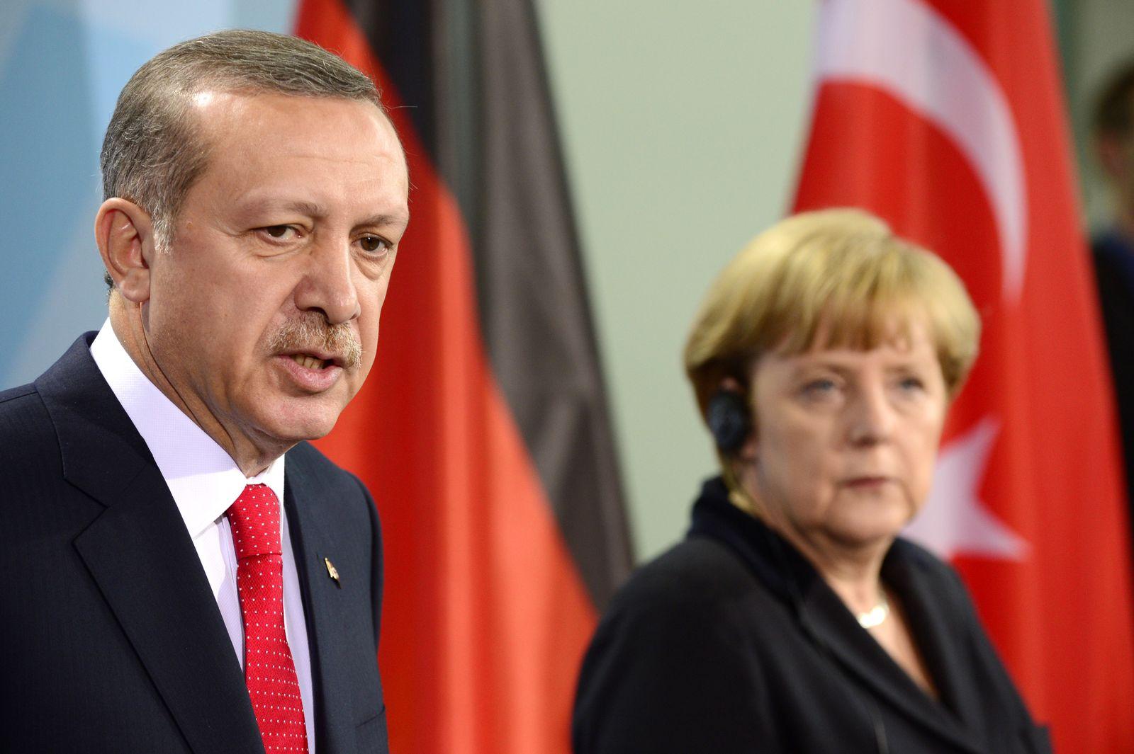 Erdogan / Merkel