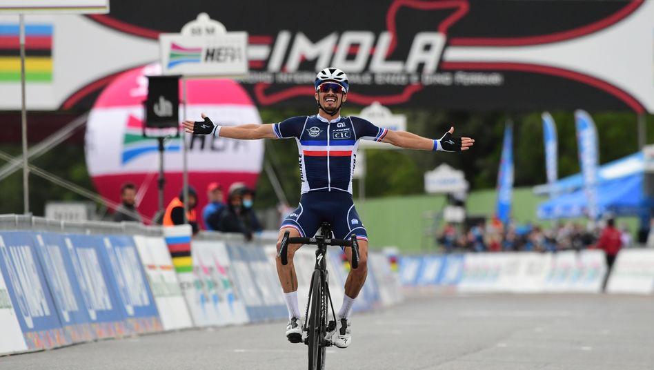 Julian Alaphilippe ist der neue Weltmeister