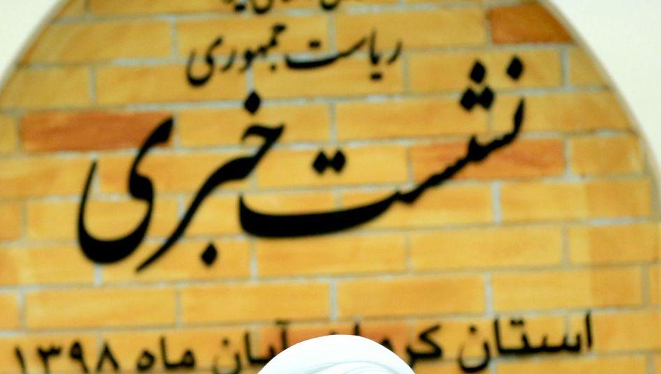 Irans Präsident Hassan Rohani: Das Regime gibt sich siegessicher