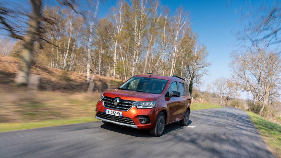 Neuer Renault Kangoo: Dem Luxus näher als der Laderampe