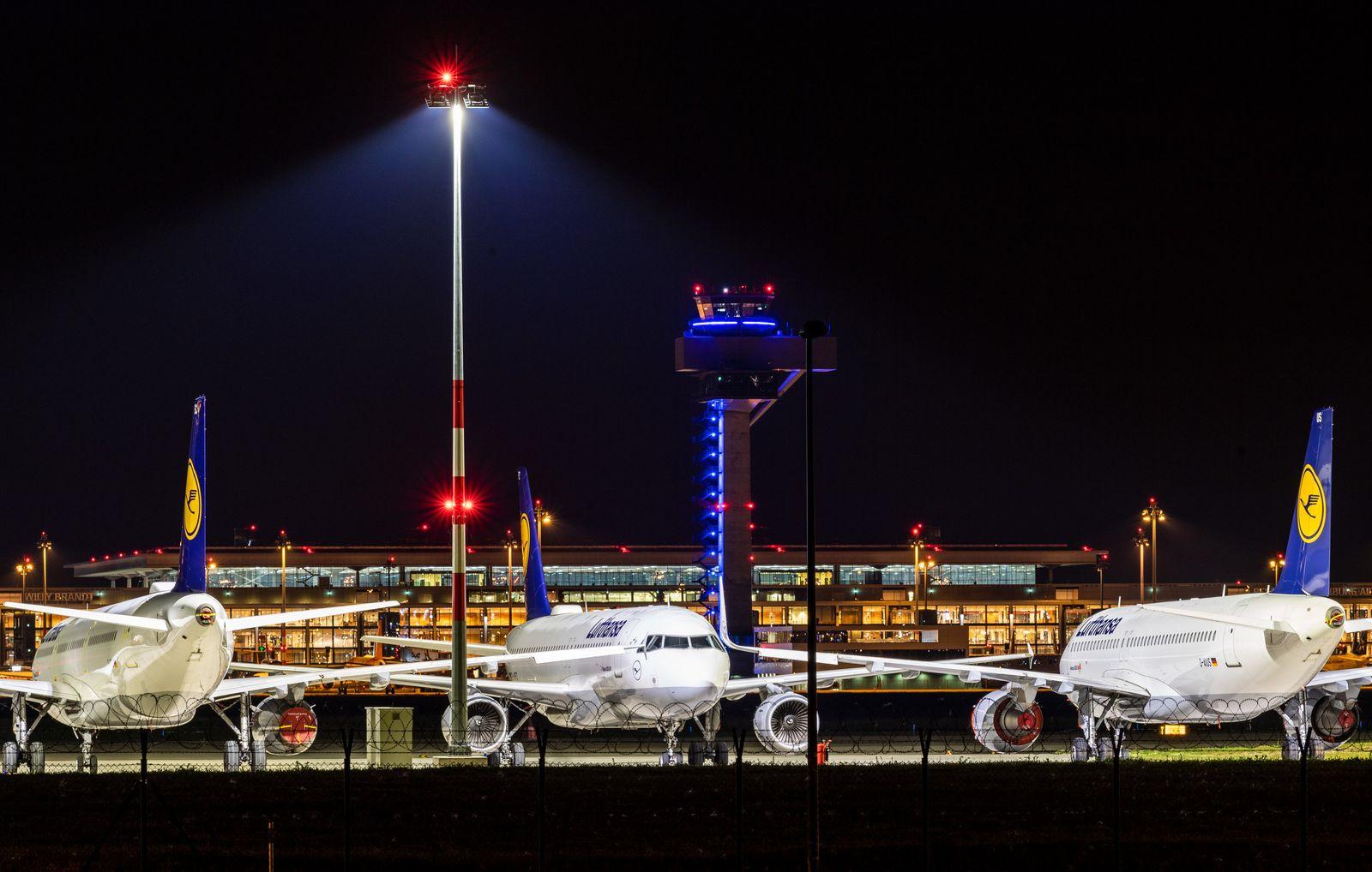 EU-Kommission verteidigt Auflagen für staatliche Lufthansa-Hilfen