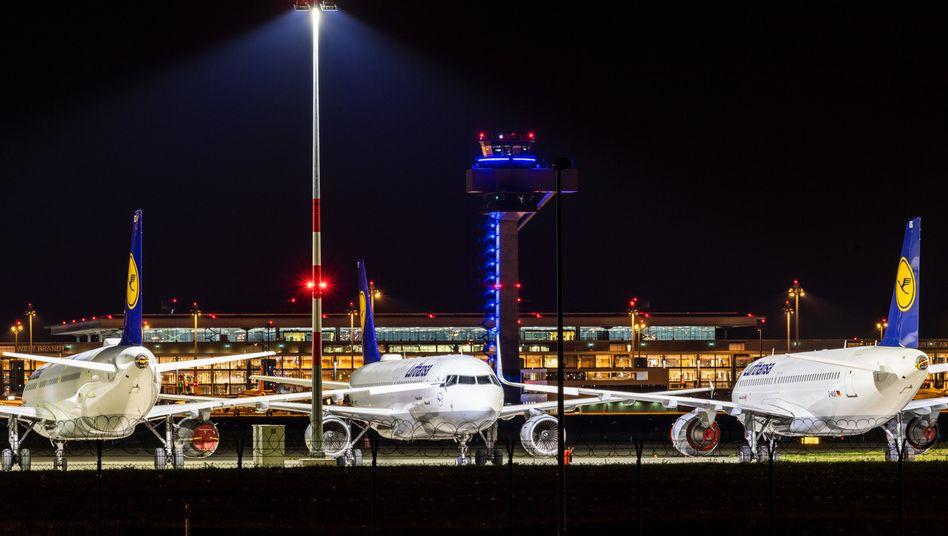 Flughafen BER (Archivbild): Die Gesellschaft erwartet ab 2025 einen Gewinn