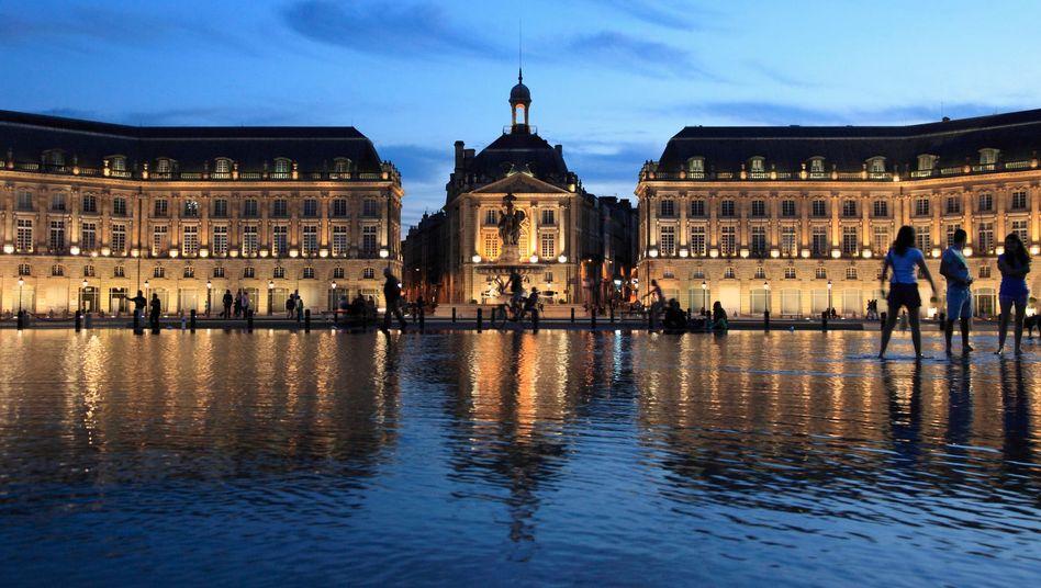 Bordeaux in Frankreich: Verwechslung mit anderen Städten nicht ausgeschlossen