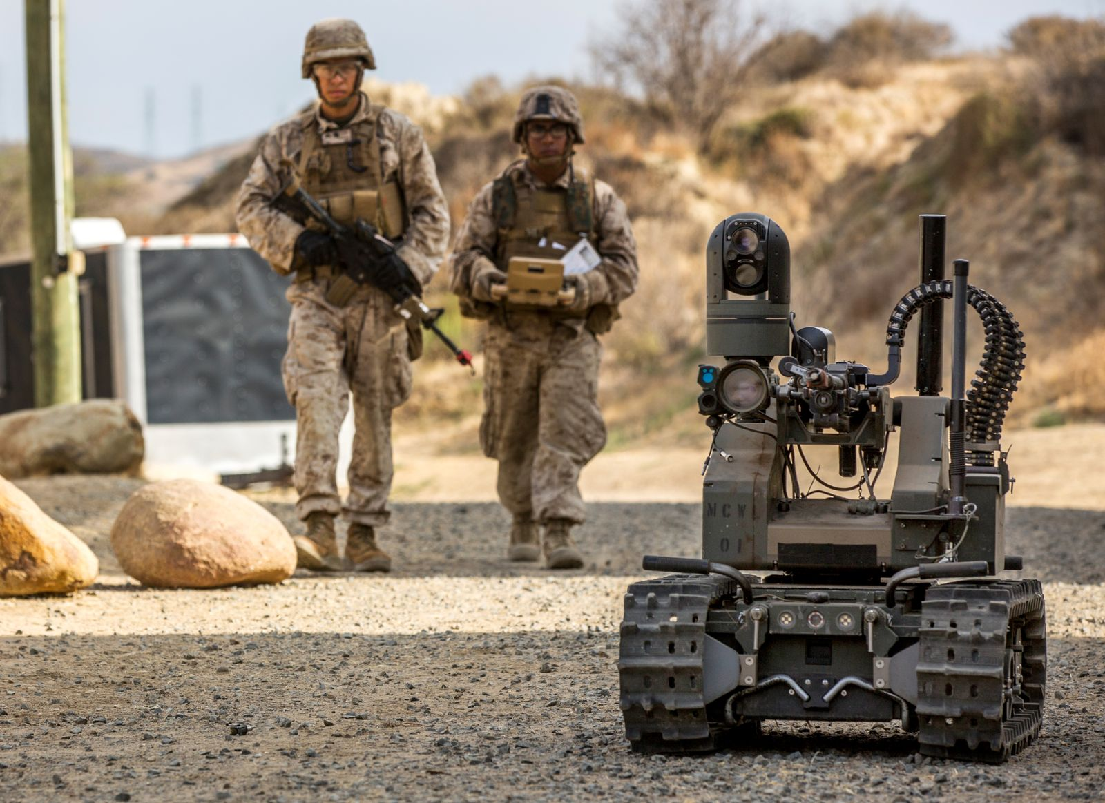 Marine Corps Warfighting Laboratory MAGTAF Integrated Experiment (MCWL)