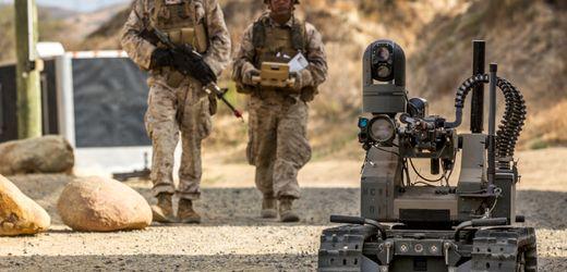 US-Bericht zu autonomen Waffensystemen: Wettlauf der Kampfroboter