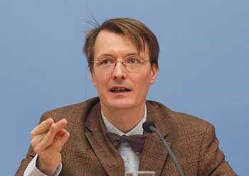 "Politiker Lauterbach: ""Das waren Profis"""