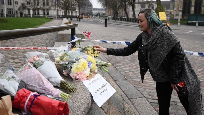 Attacke im Herzen Londons: Die Welt trauert mit Großbritannien
