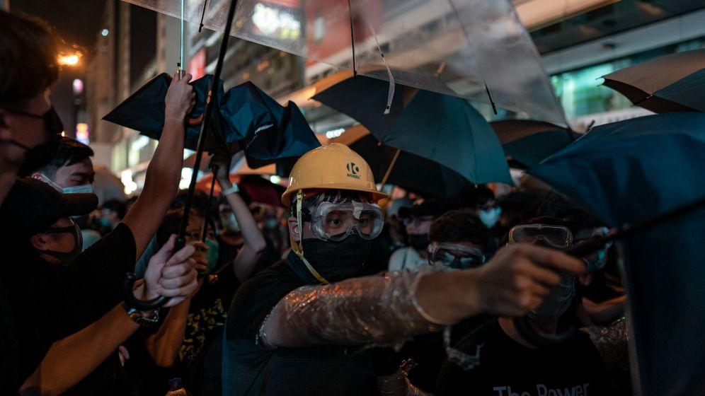 "Proteste in Hongkong: ""Teilt euch nicht"""
