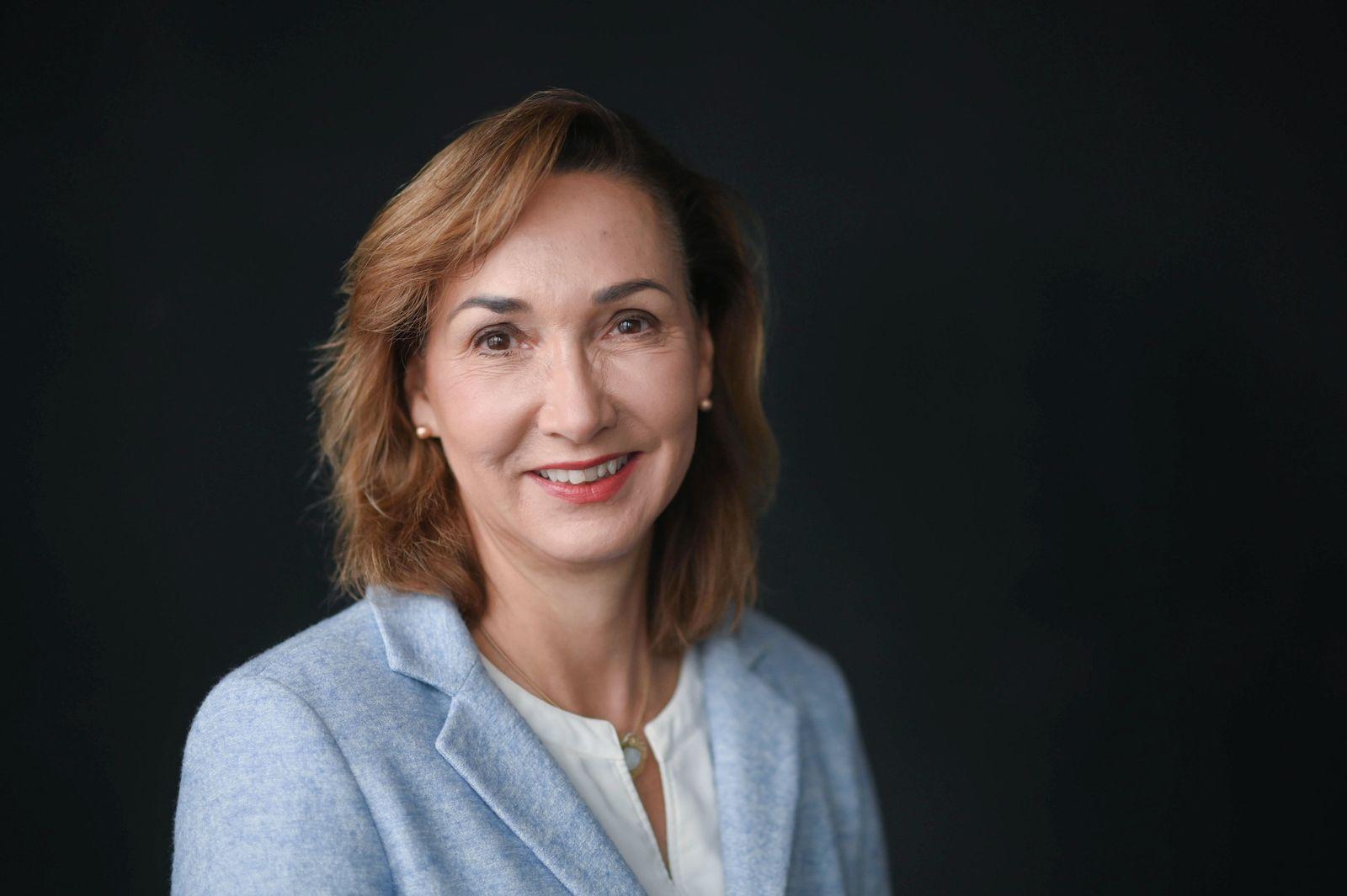Daimler-Vorständin Renata Jungo Brüngger