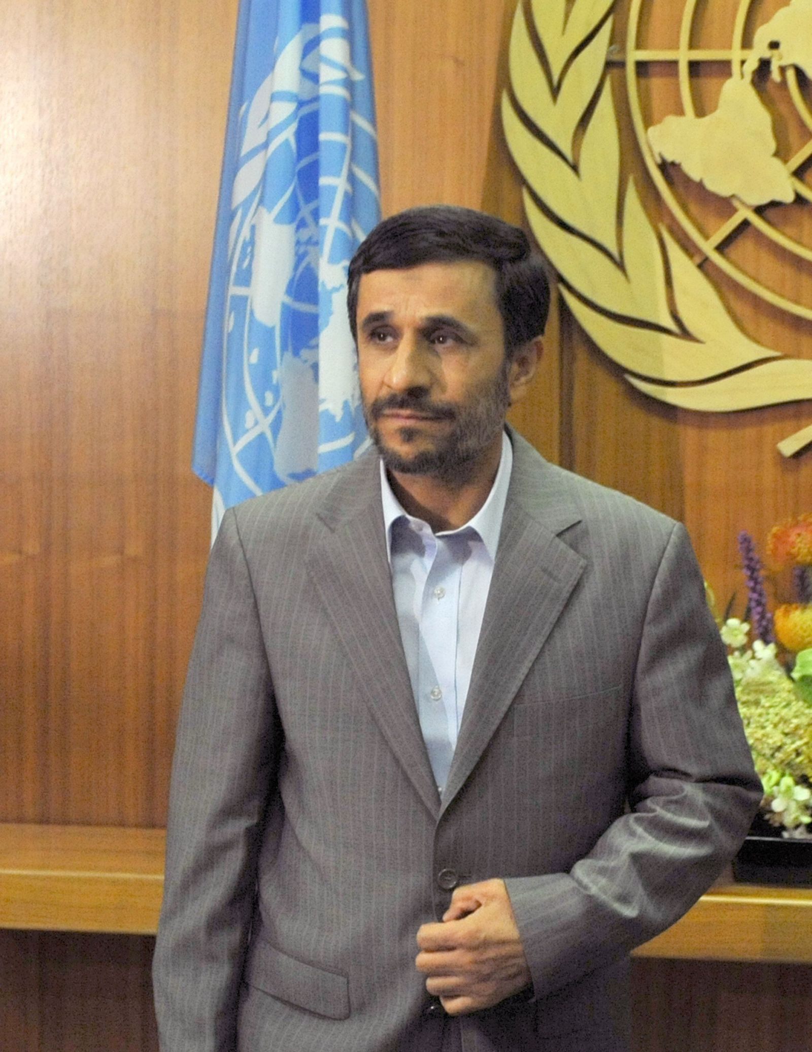 Ahmadinedschad / UNO