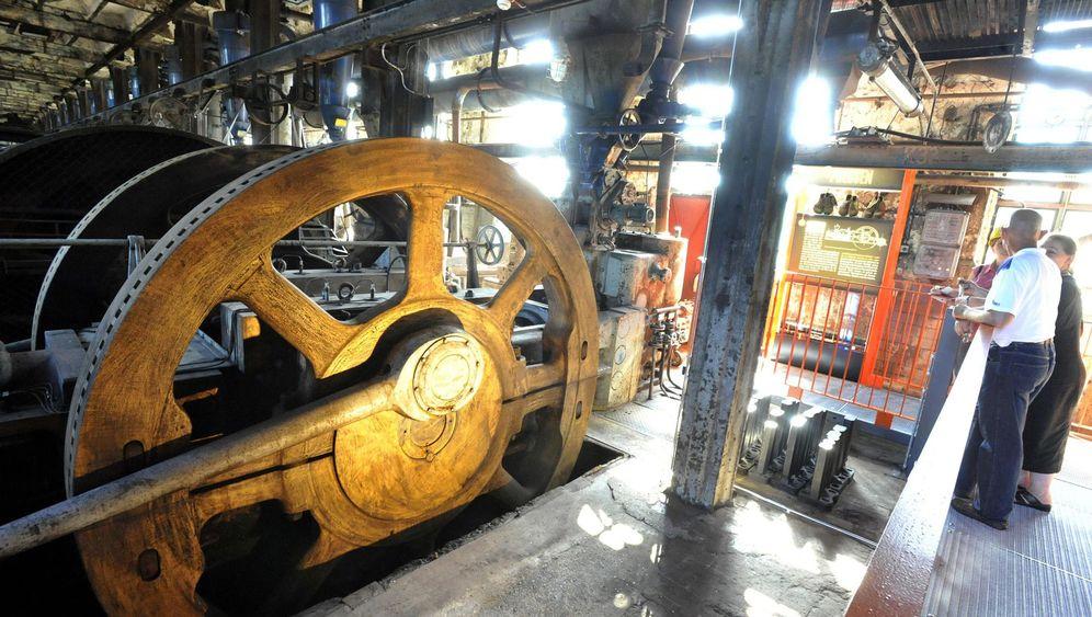 Route der Industriekultur: Von der Nudelfabrik bis zum Tagebau