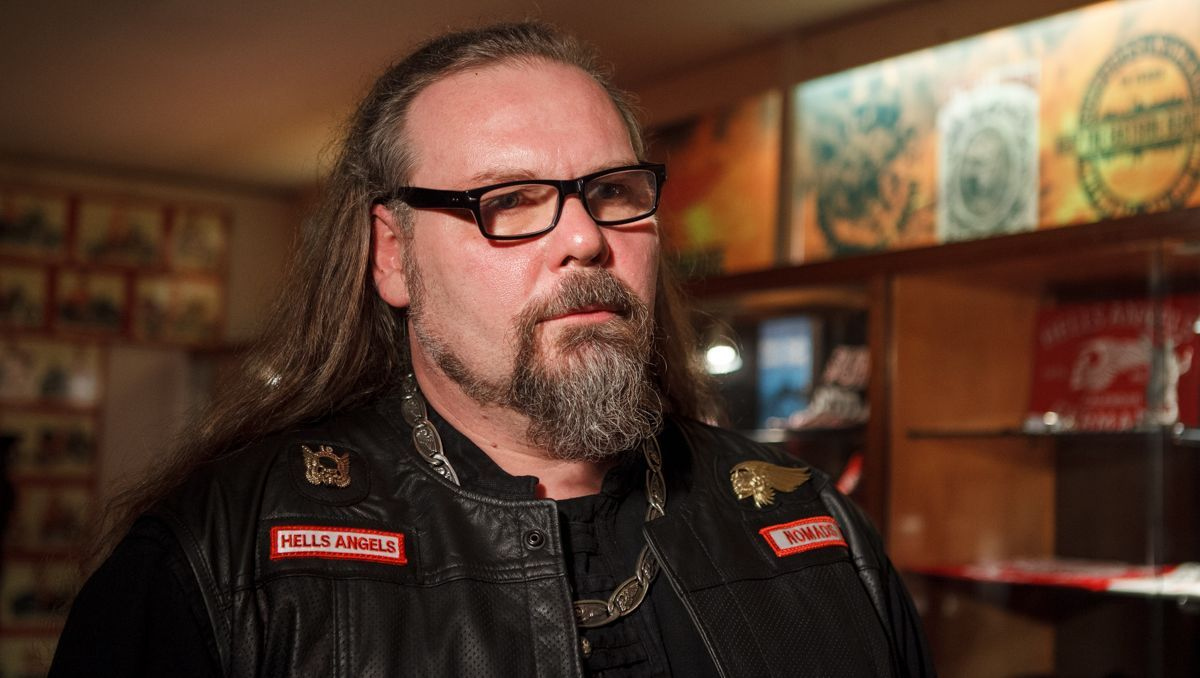 Andre Sommer Hells Angels