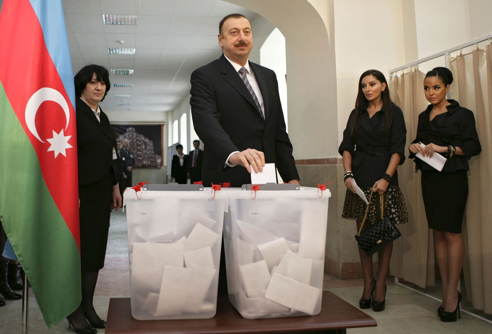 Ilcham Alijew