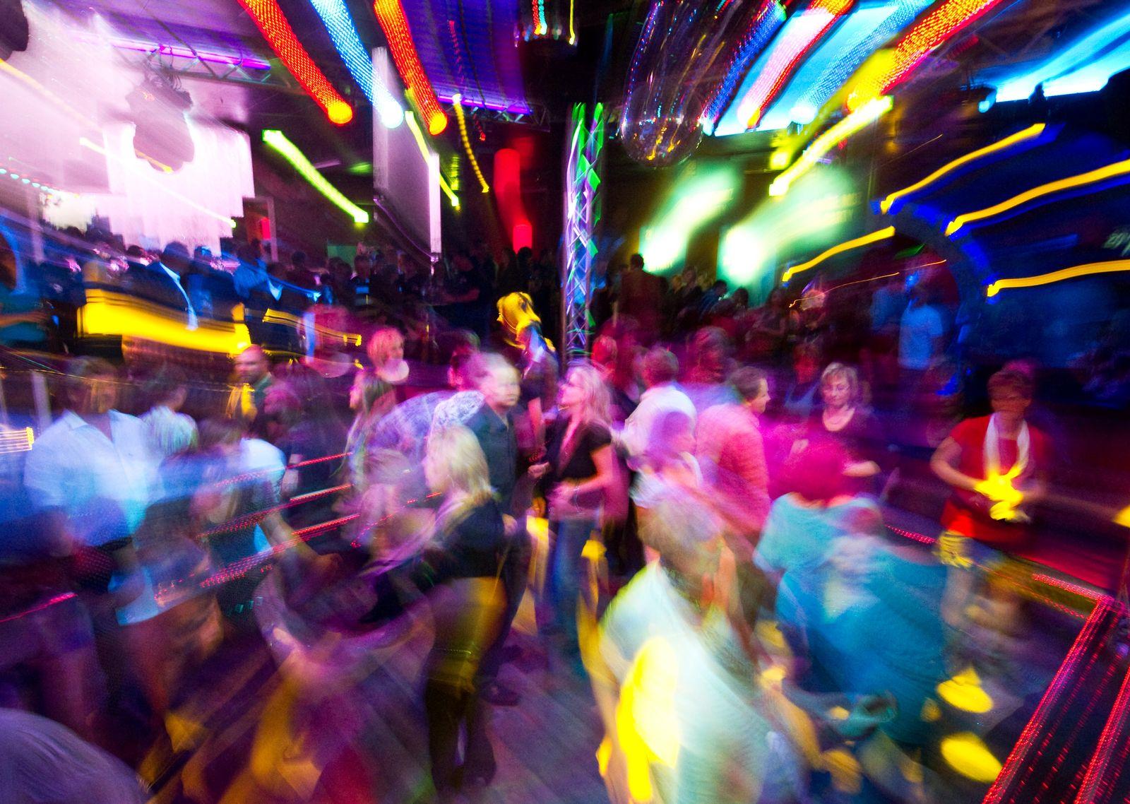Disco / Party Gäste