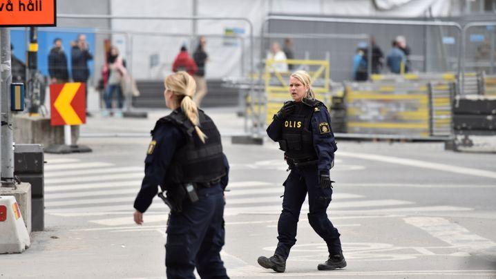 Stockholm: Tote und Verletzte in der Innenstadt