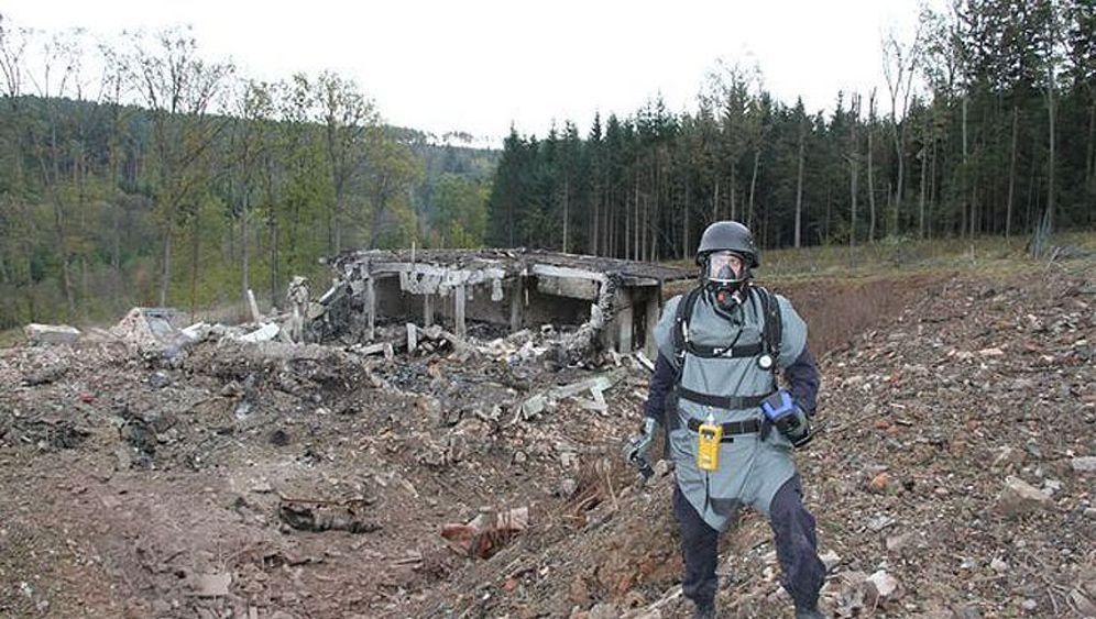 Explosionen in Munitionsdepot: Vlachovice kommt nicht zur Ruhe