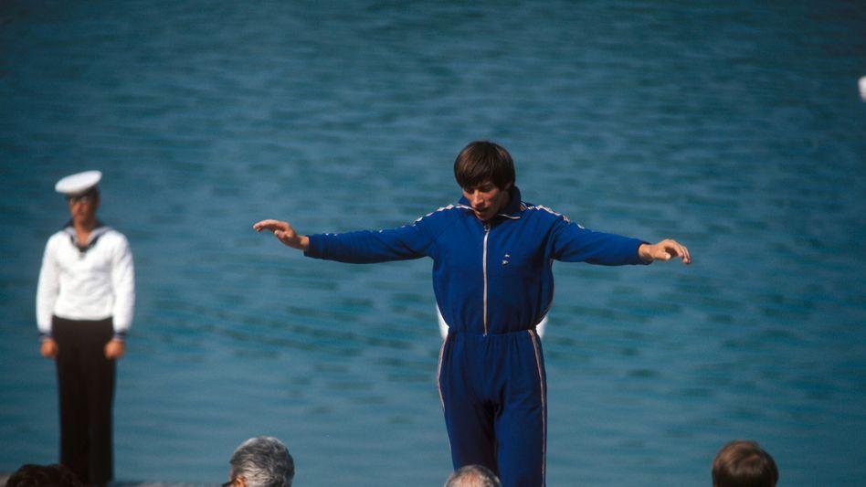 In München hat Ivan Patzaichin 1972 Olympia-Gold über 1000 Meter gewonnen