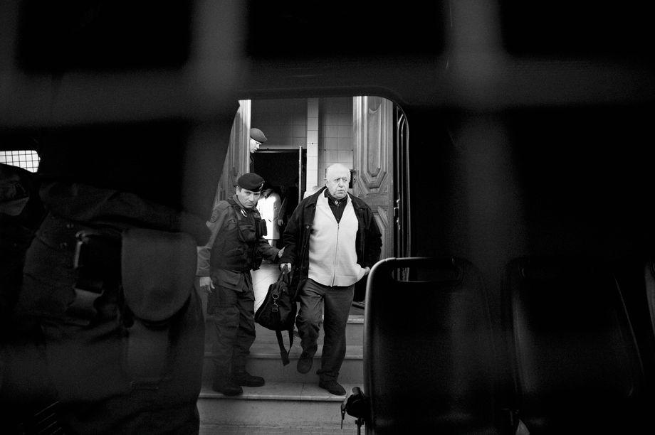 Die Befehlshaber des Massakers in San Nicolás wurden zu langen Haftstrafen verurteilt – wie Jorge Muñoz, Ex-Polizeichef von San Nicolás