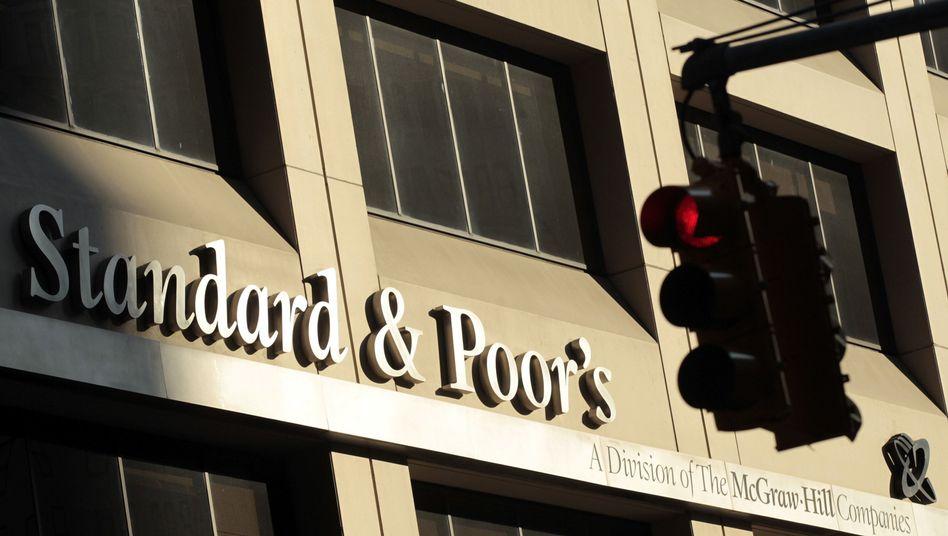 Standard-&-Poor's-Sitz in New York: Undurchsichtige Rechenmethoden