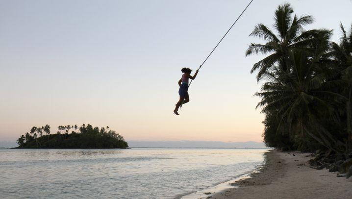 Cookinseln: Olympische Spiele im Paradies