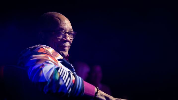Quincy Jones in Montreux: Everytime we say goodbye