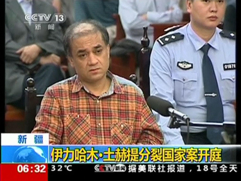 China/Ilham Tohti