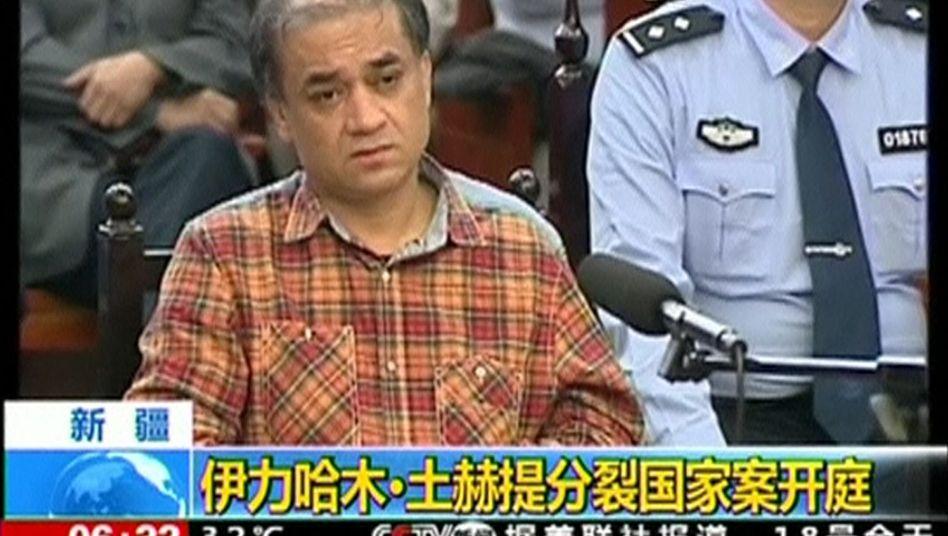 """Wirtschaftsprofessor Tohti vor Gericht: """"Das kann man nicht hinnehmen"""""""