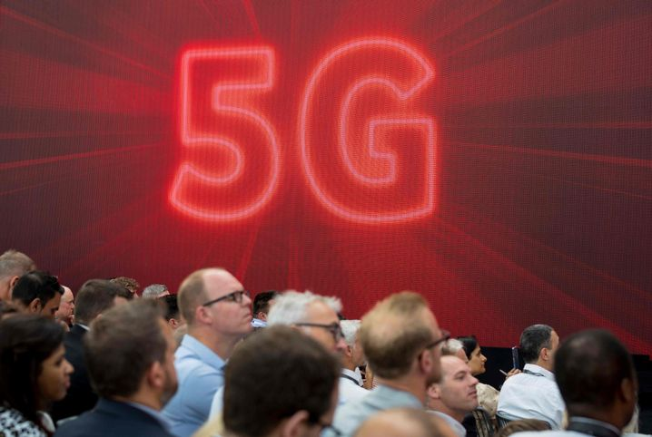 Telefonieren über 5G? Das wird so schnell nicht passieren.