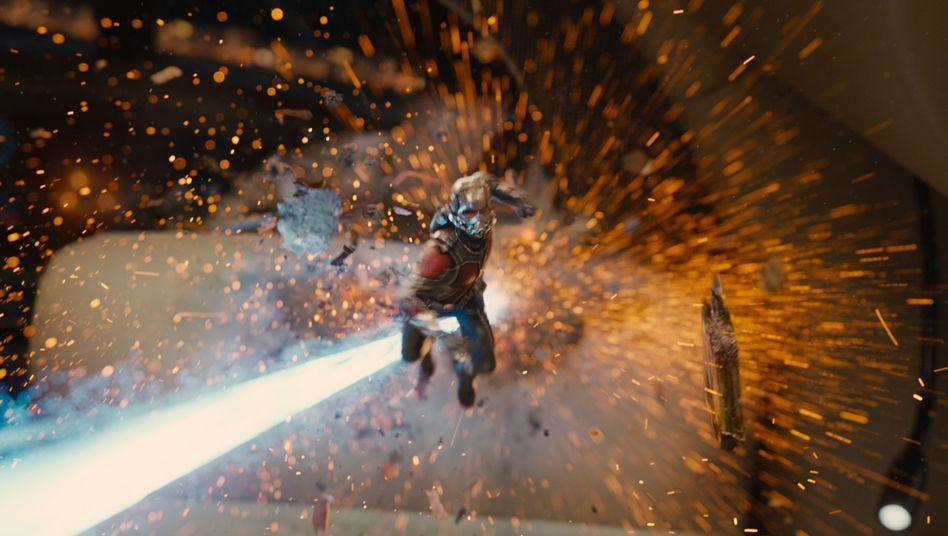 """Comicverfilmung """"Ant-Man"""": Liebling, ich hab' den Superhelden geschrumpft"""