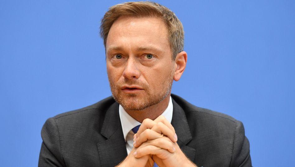 Christian Lindner (Archivfoto)