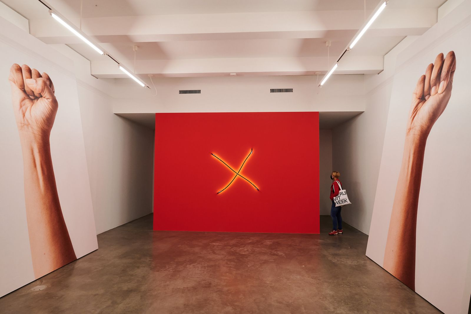 Vor der Berlin Art Week