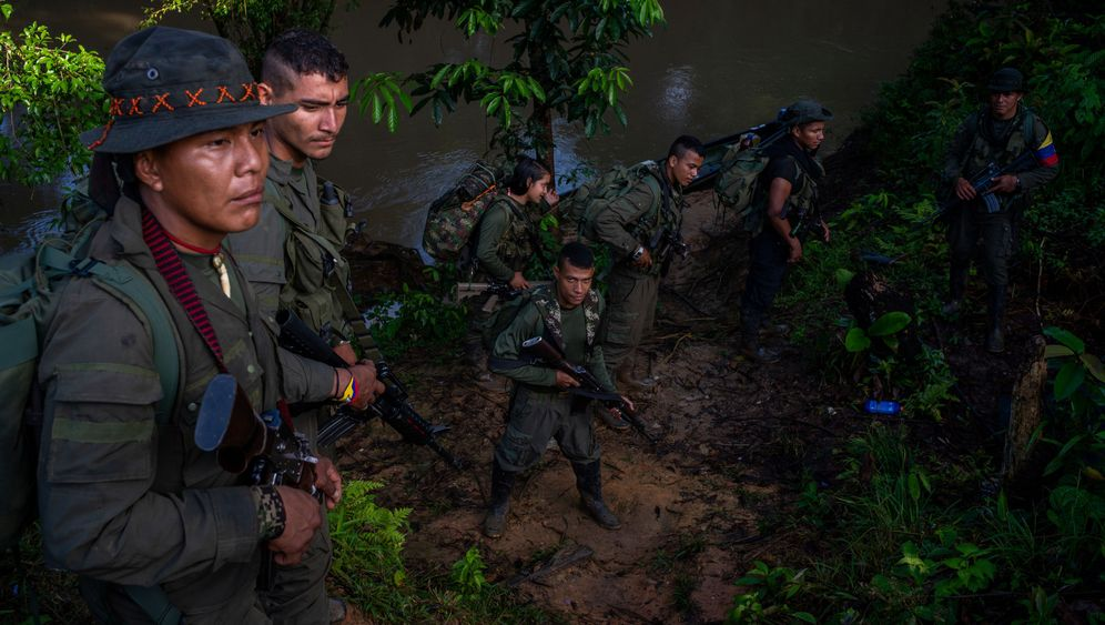 Photo Gallery: FARC Gearing Up to Resume Fighting