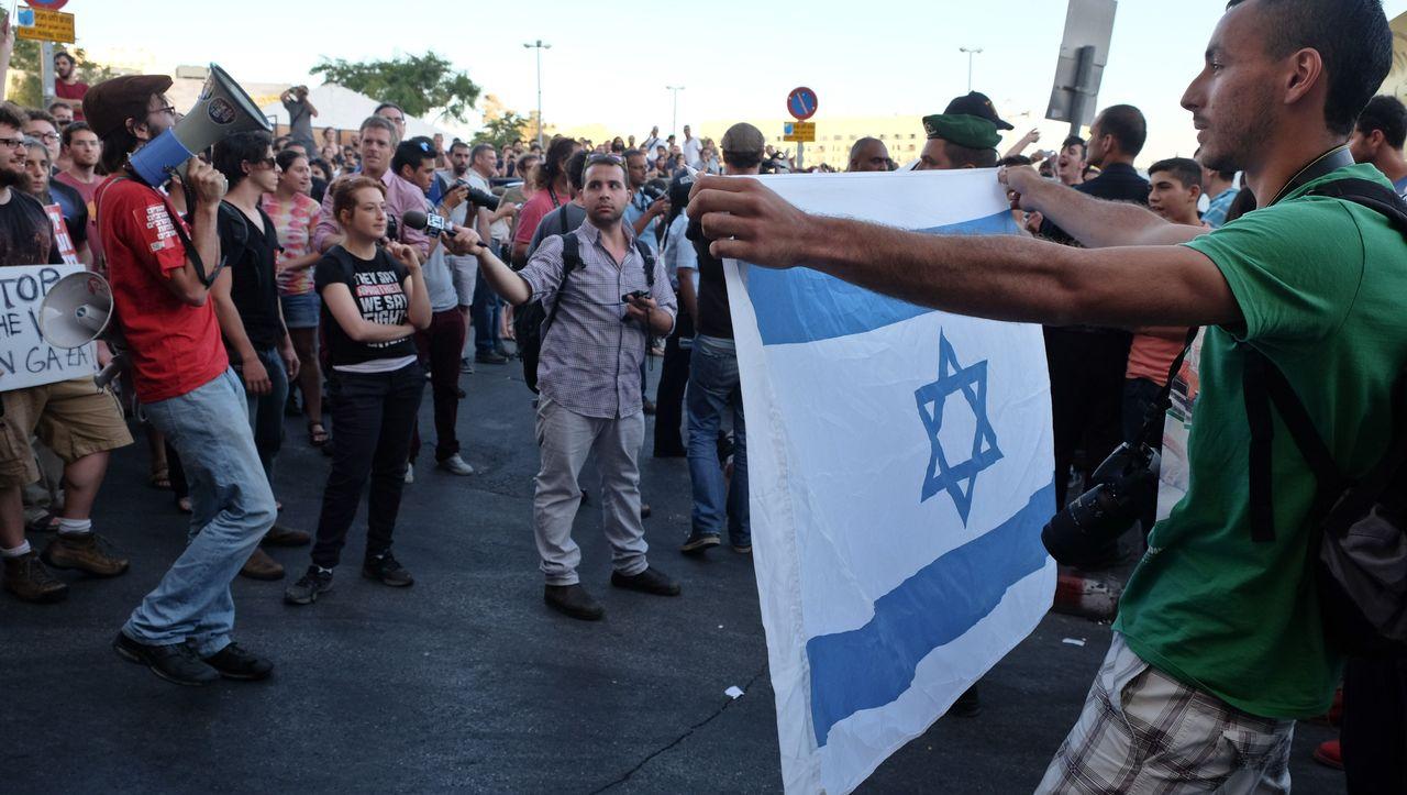 """Teenager-Morde in Israel: """"Der rassistische Krebs zwischen uns"""""""