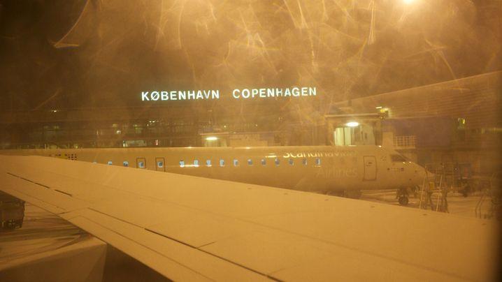 Michael Martin: Spitzbergen im Schneesturm