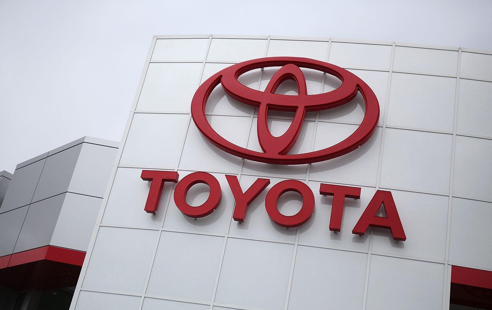 Toyota / Logo / Emblem / Automarken