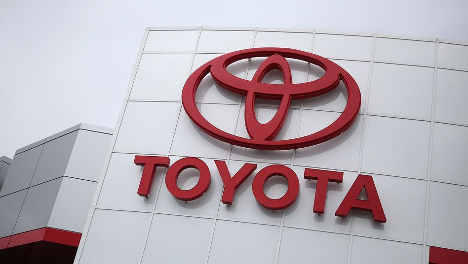 Toyota-Logo in den USA: Immer wieder teure Rückrufe