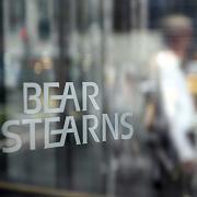 Bear-Stearns-Hauptquartier in New York: Die Aktie brach um 40 Prozent ein