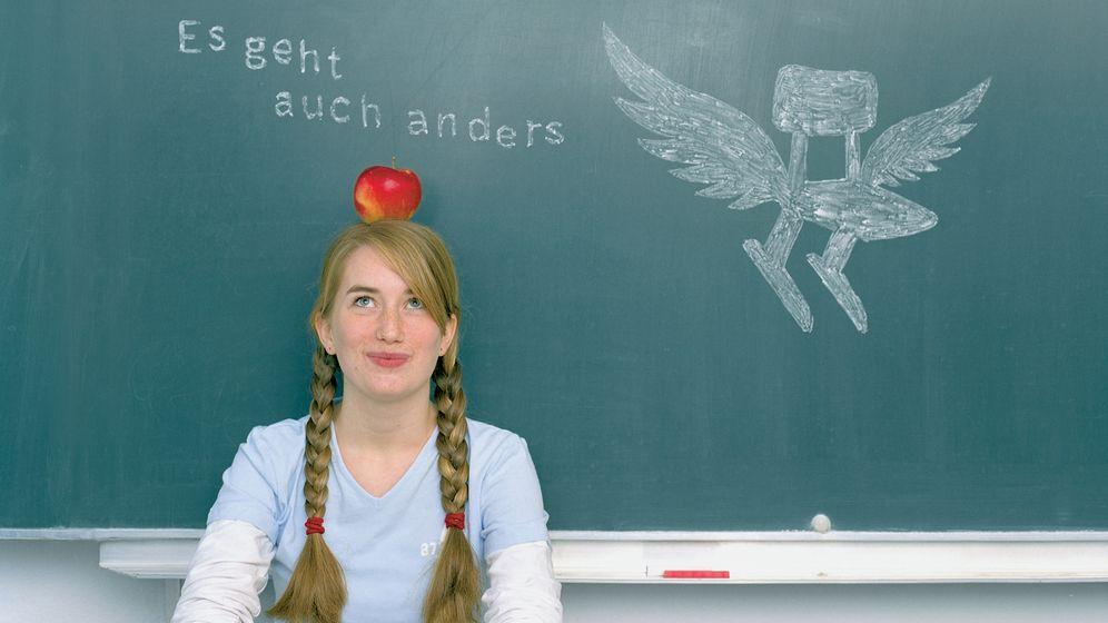 """Deutschlands beste Schule: """"Die Schüler sollen einen Kopf größer nach Hause gehen"""""""