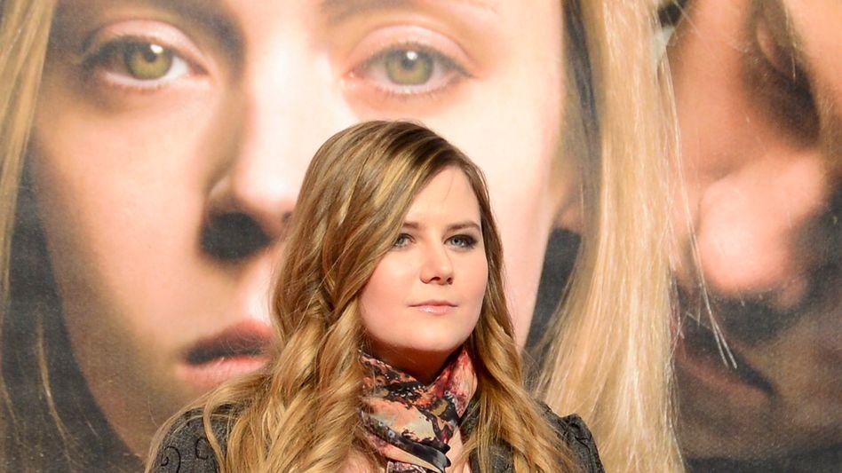 Natascha Kampusch bei der Filmpremiere in Wien: Enttäuscht von ihrem Vater